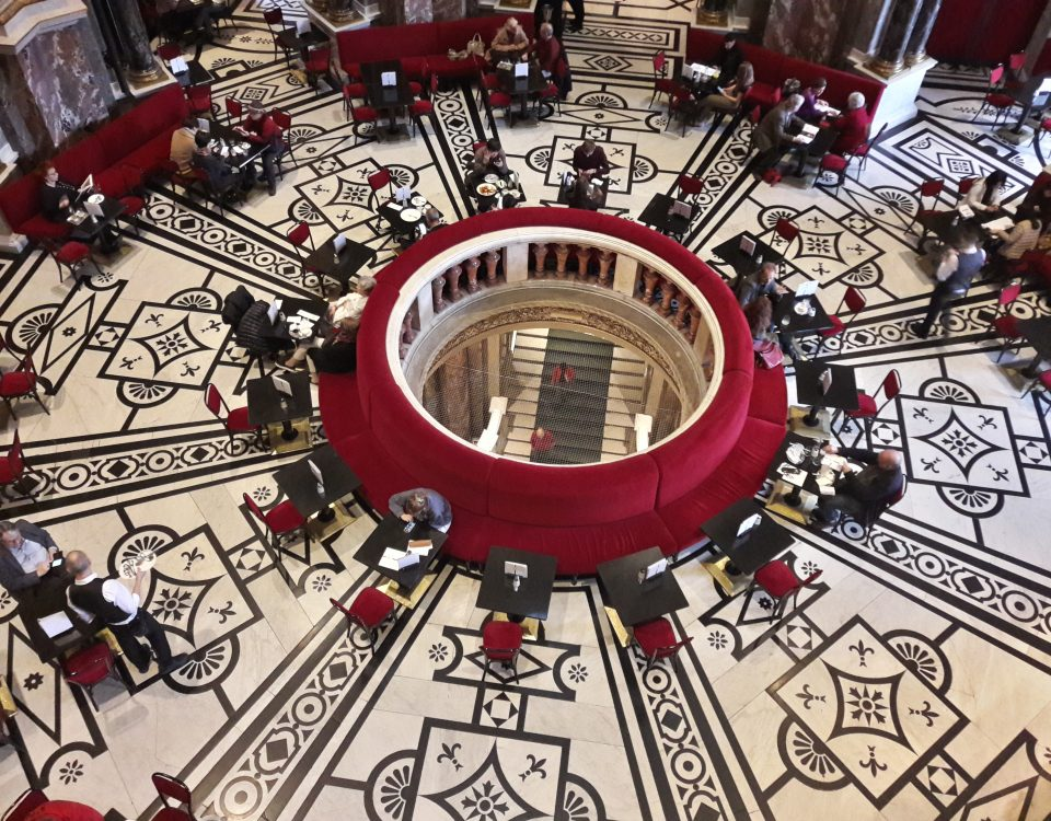 Kunsthistorisches Museum Wien Cafe