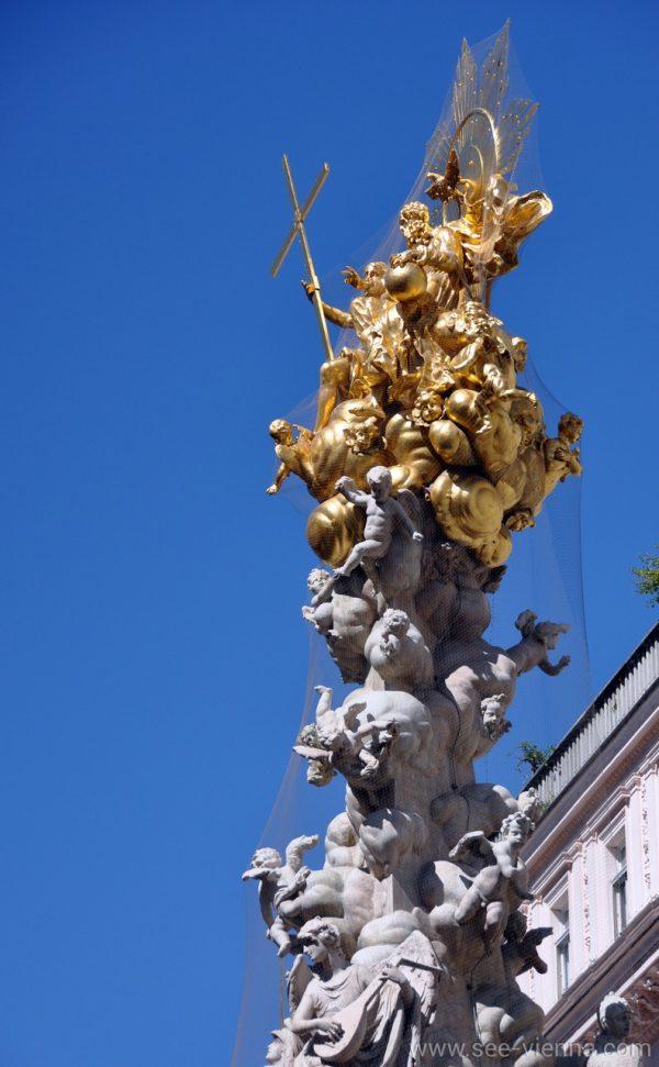Виена Грабен Колоната на Чумата Частни обиколки