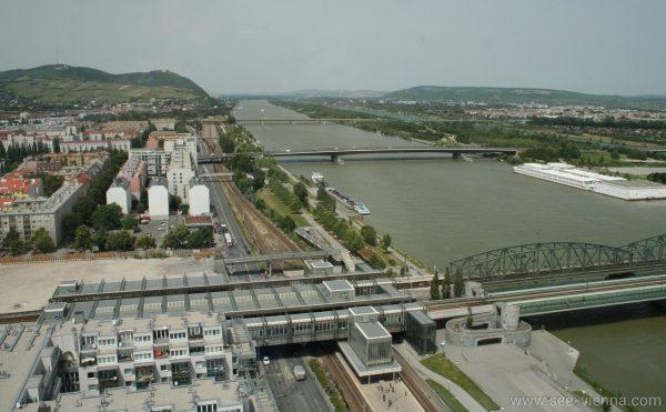 Виена Дунава Частни обиколки