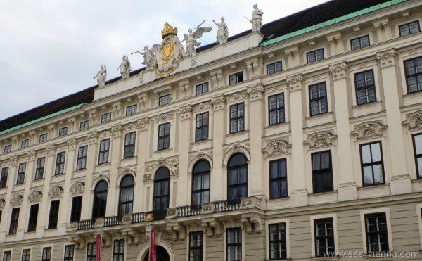 Виена Императорските апартаменти Хофбург Частни обиколки