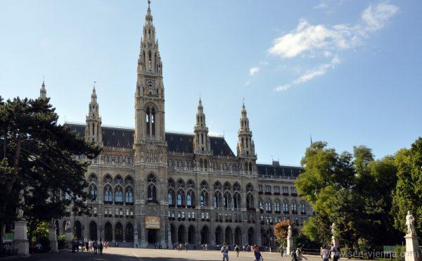 Виена Кметството Частни обиколки