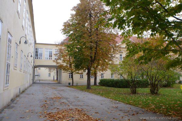 Виена Общата болница AKH