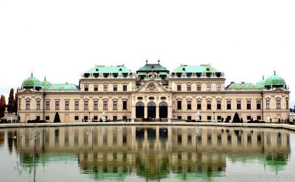 Vienna Belvedere Superiore Tour Privati