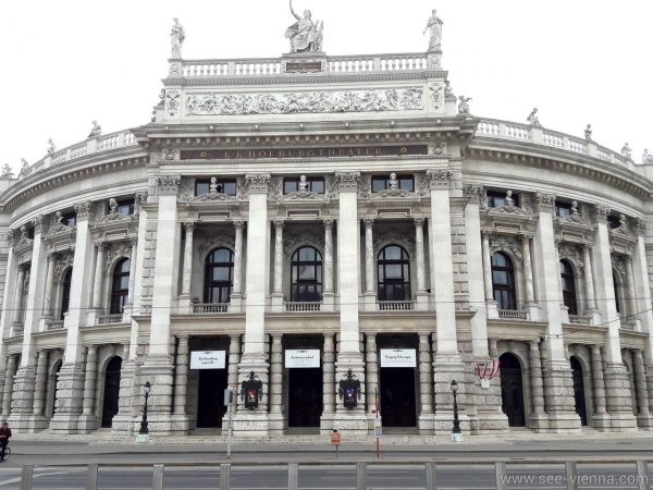 Vienna Burgtheater Tour Privati