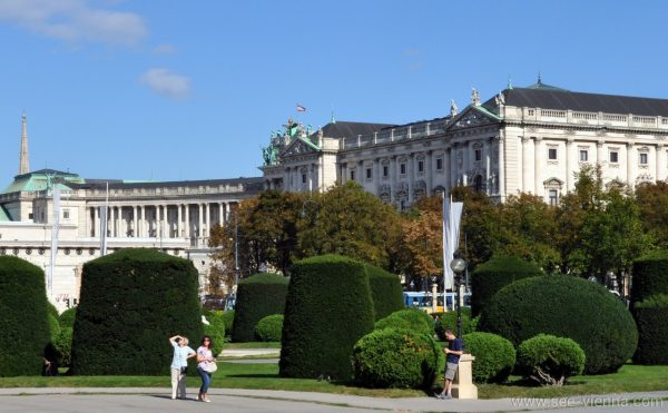 Vienna Hofburg Tour Privati