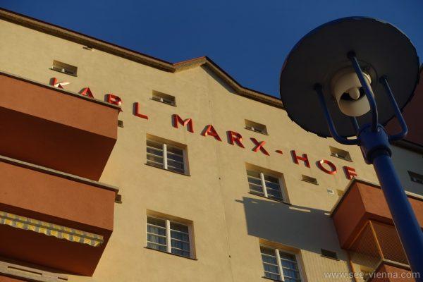 Vienna Karl Marx Hof