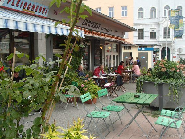 Vienna Karmelitermarkt Jewish Private Tour