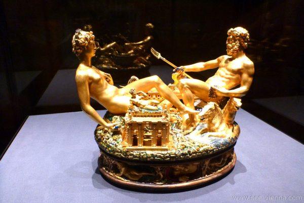 Vienna Museo di Belle Arti Saliera Tour Privati