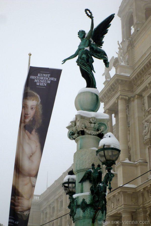Vienna Museo di Belle Arti Tour Privati