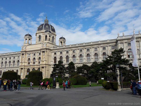 Vienna Museo di Scienze Naturali Tour Privati