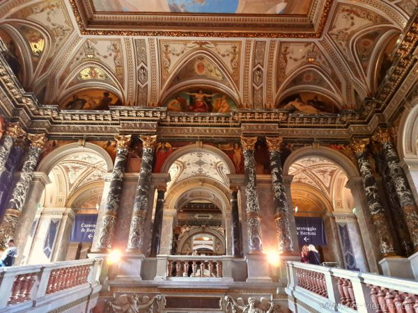 Vienna Museum Fine Arts Interior Private Tours