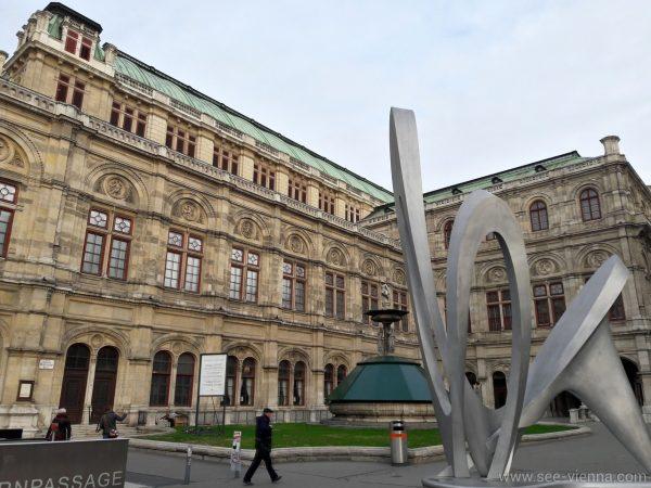 Vienna Opera dello Stato Tour Privati
