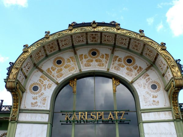 Vienna Otto Wagner Pavillion Private Tours