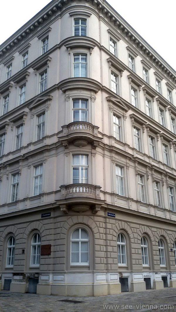 Vienna Palazzo Ringstrasse Tour Privati