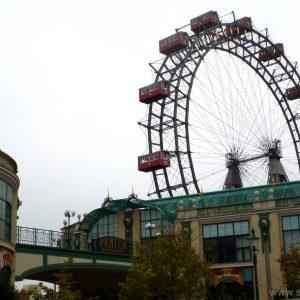 Vienna Prater Giant Ferris Wheel Private Tours