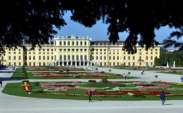Vienna Reggia di Schonbrunn Tour Privati