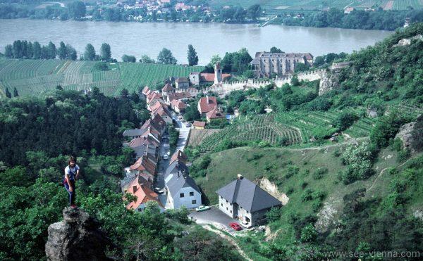 Wachau Ruinen Durnstein Private Stadtfuhrungen