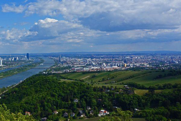 Wanderung im Wienerwald – Wien von oben