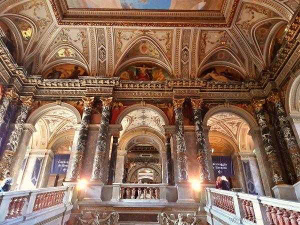 Wien Kunsthistorisches Museum Interior Private Stadtfuhrungen