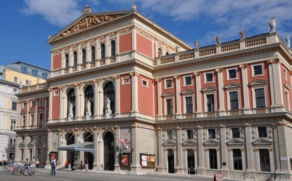 Wien Musikverein Private Stadtfuhrungen