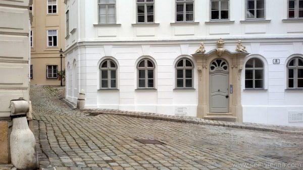 Wien Schreyvogelgasse Private Stadtfuhrungen