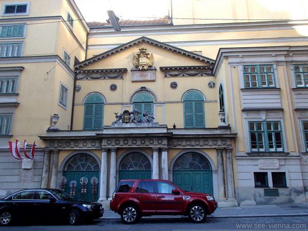 Wien Theater an der Wien Private Stadtfuhrungen