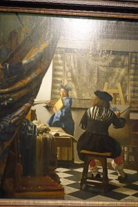 The Art of Paintingby Johannes Vermeer