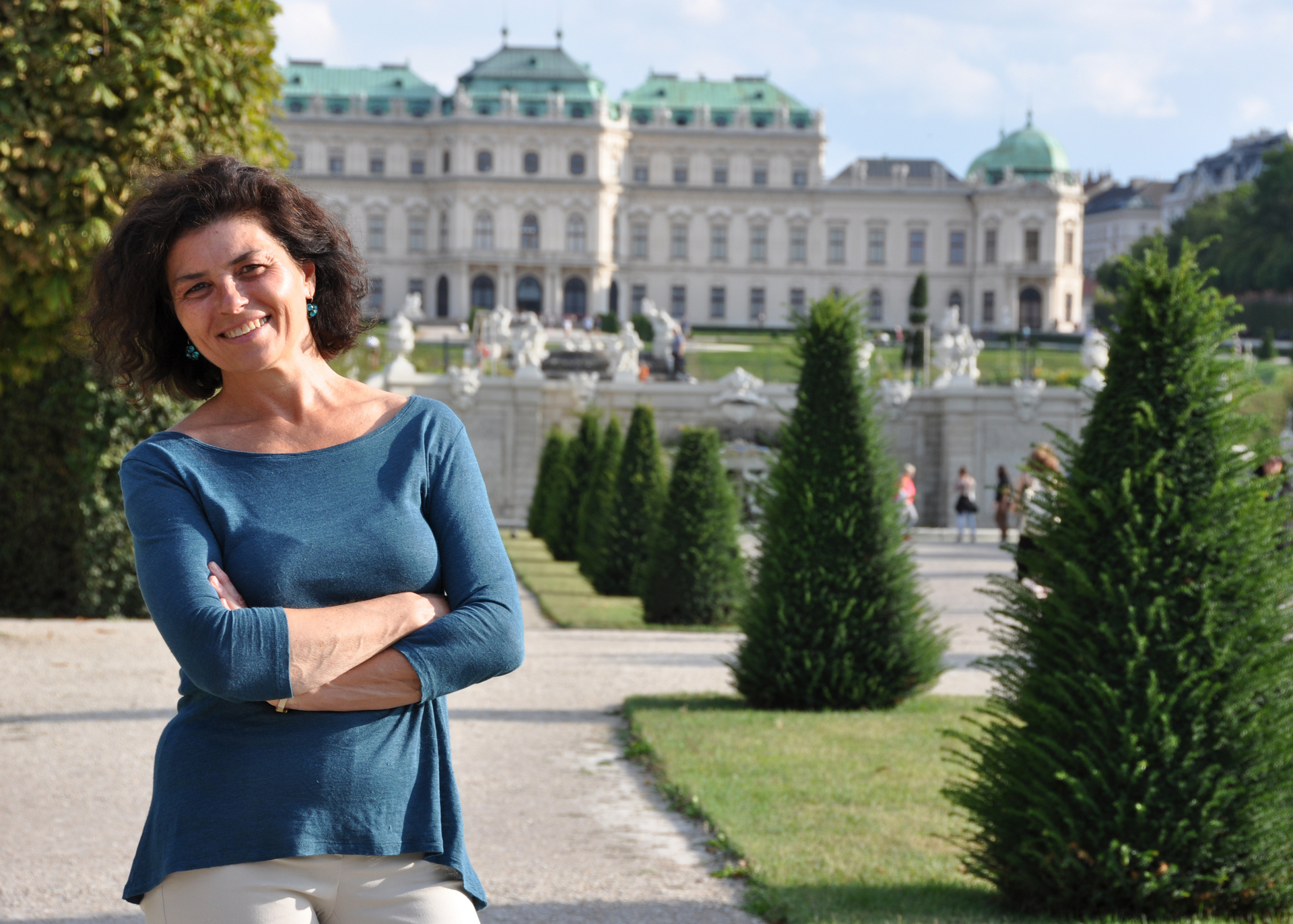 Marieta Teich Private Guided Tours Vienna