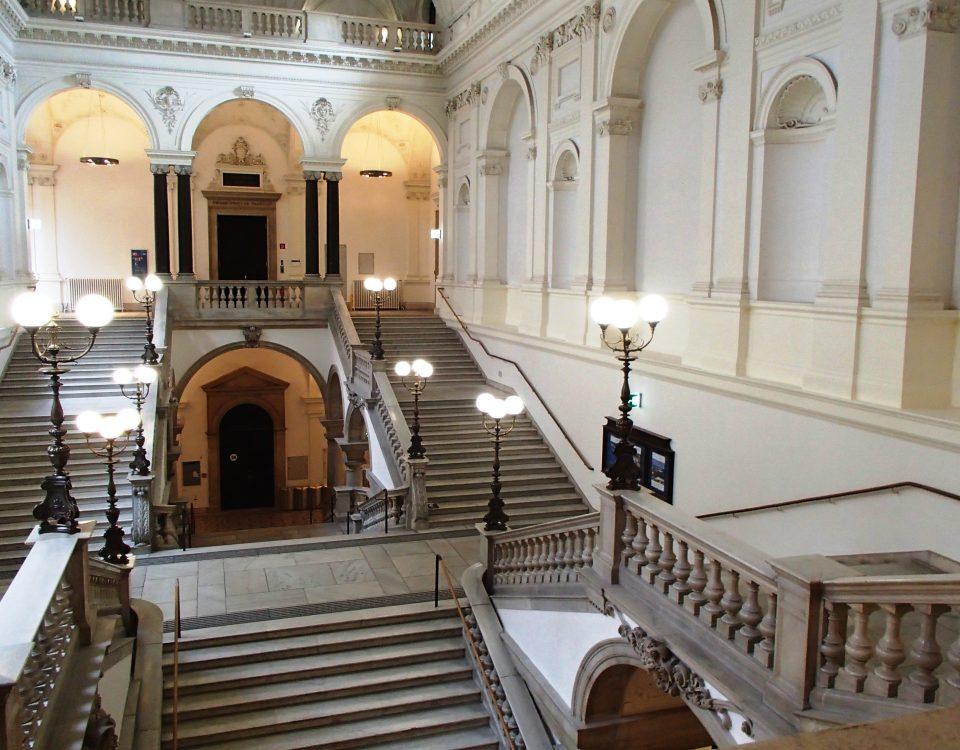 University of Vienna main building