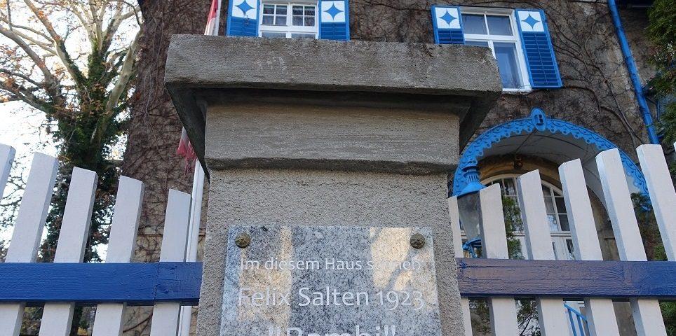 Felix Salten Haus Cottageviertel Vienna