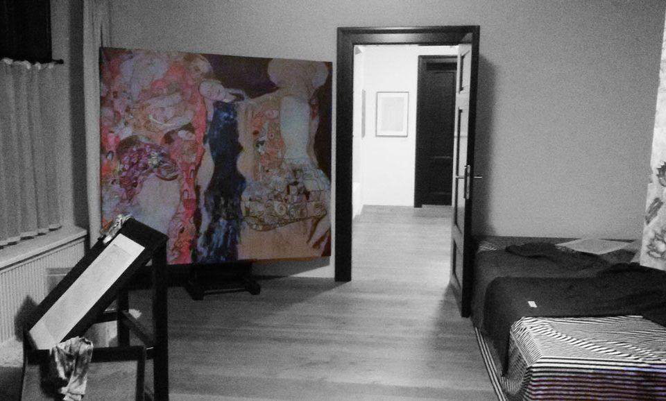 Klimt's Studio Vienna