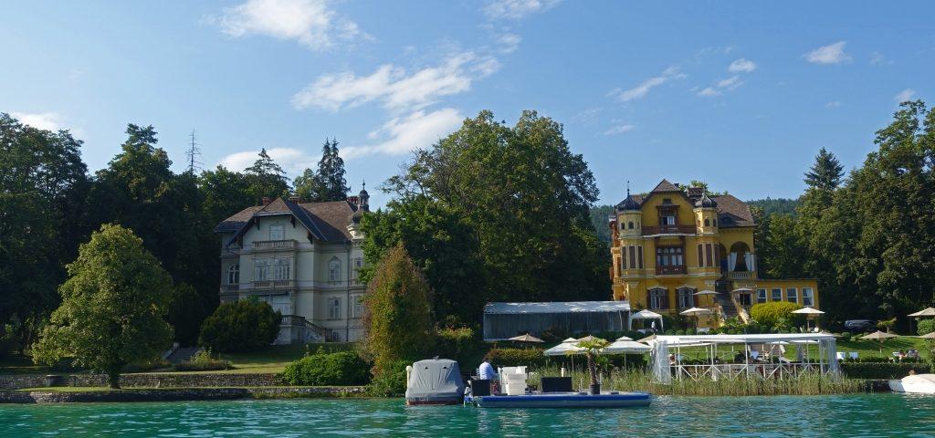 Villa Seehort und Miralago Wörthersee