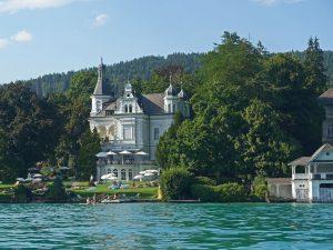 Villa Wörth Wörthersee
