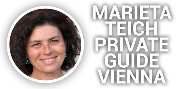 Marieta Teich Private guide Vienna
