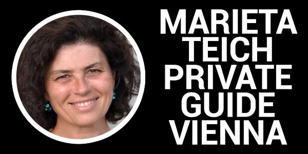 Marieta Teich Private guide Vienna