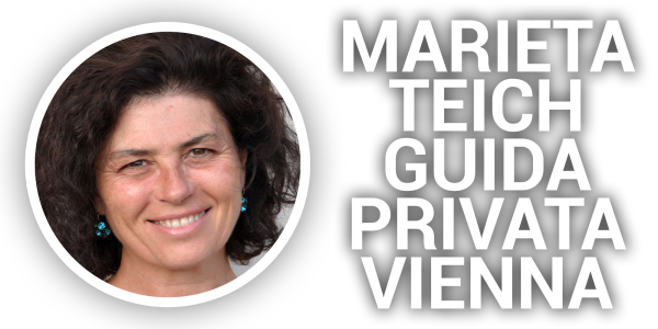 Marieta Teich guida privata vienna