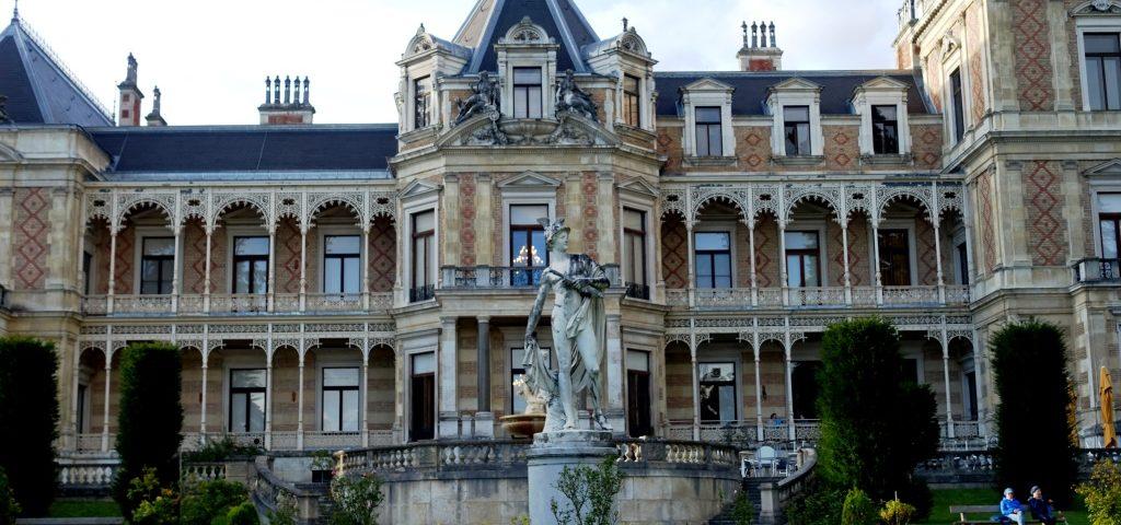 Impressionen Hermesvilla Wien