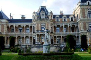 Impressionen von der Hermesvilla Wien