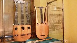 Wien Neue Burg Sammlung Musikinstrumente