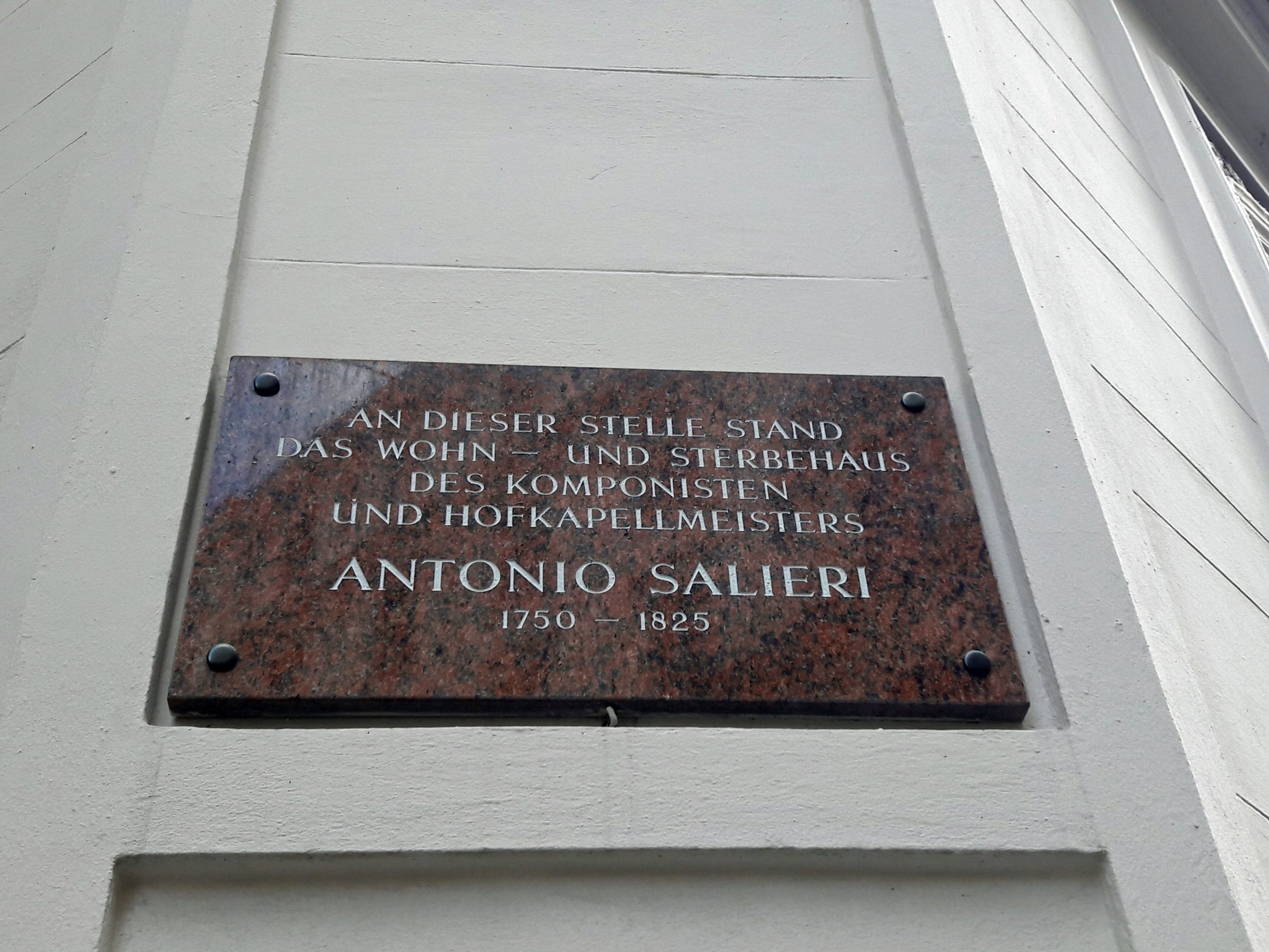 Salieri Vienna